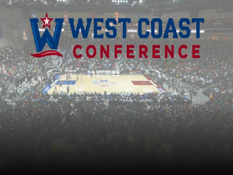 West Coast Conference (WCC)とマルチメディアパートナーシップを締結