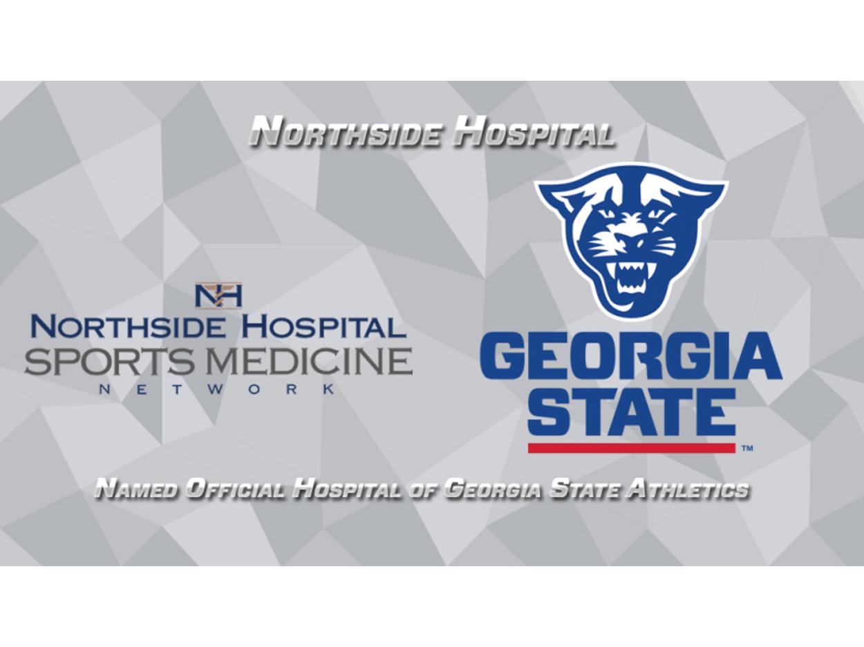 ノースサイド病院、ジョージア州立陸上競技場の正式病院に指定