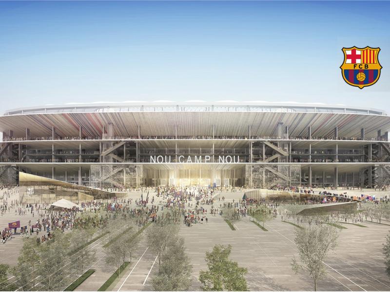 FCバルセロナ ネーミングライツ、スポンサーシッププログラムの独占パートナー契約を締結