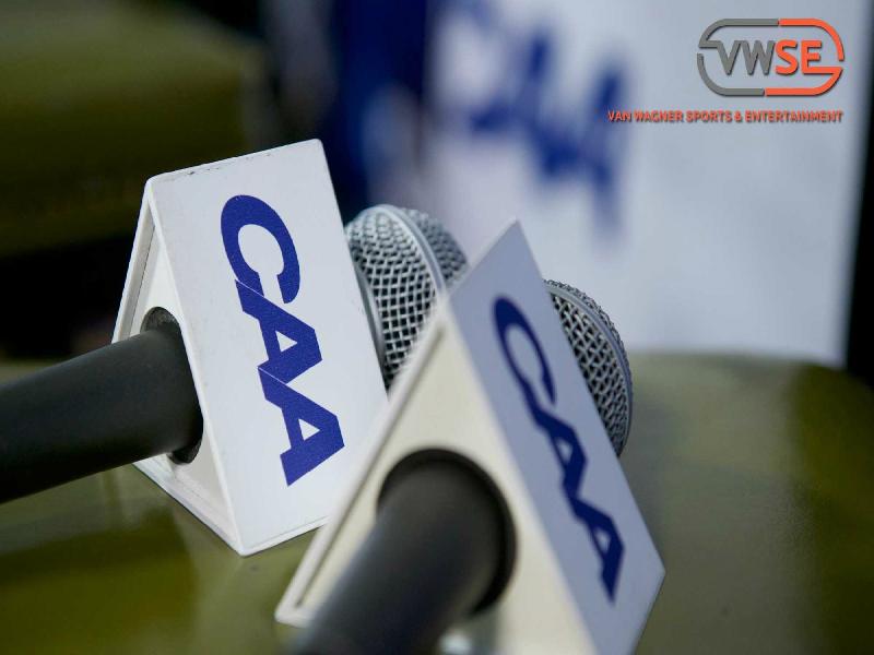 コロニアル・アスレチック・アソシエイション(CAA)とパートナーシップ協定を締結